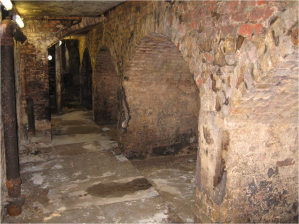 The 'so-called' cells beneath the Morpeth Arms