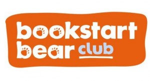 Bookstart Bear Club logo