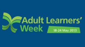 Adult Learners' Week 2013