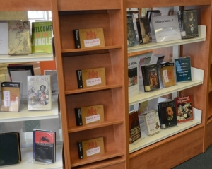 Fit to Rule book display