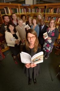 Kensington Palace anthology launch at Kensington Central Library