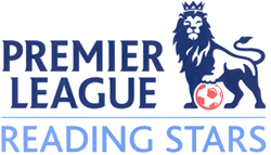 Premier League Reading Stars logo