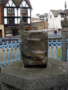 Coronation Stone, Kingston upon Thames