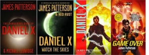 Daniel X series by James Patterson