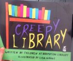 Creepy Library