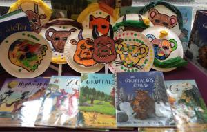 Gruffalo crafts