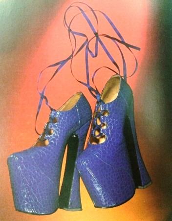 Killer Westwood heels