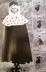 Vivienne Westwood, Vogue August 1987