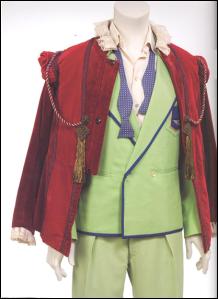David Bowie's costume