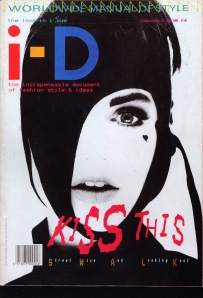 ID cover, reproduced in From Club to Catwalk