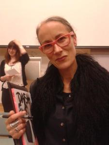 Caryn Franklin. Photo by Debby Wale