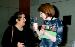 Intergenerational volunteers