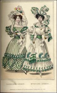 La Belle Assemblee 1828