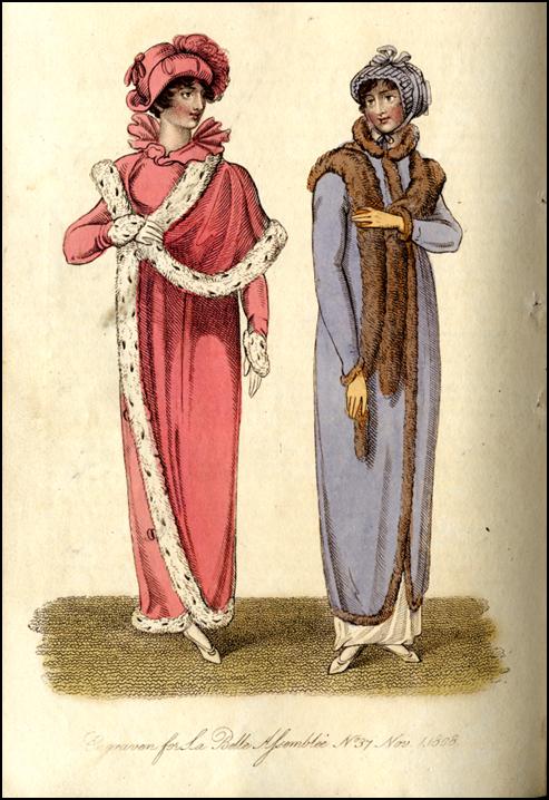 La Belle Assemblee November 1808