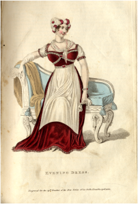 La Belle Assemblee November 1812