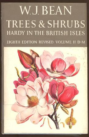 Trees & Shrubs Hardy in the British Isles