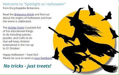 Spotlight on Halloween