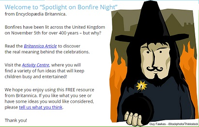 Spotlight on Guy Fawkes