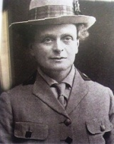What did you do in the Great War, Grandma? Dr Elsie Inglis and the Scottish Women's Hospitals