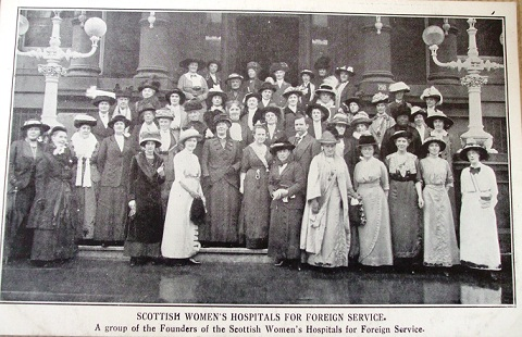 Scottish Women's Hospital for Foreign Service