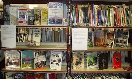 Coventry Library's splendid history collection
