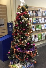 Christmas has arrived at BromptonLibrary!