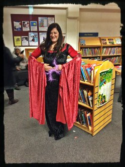 Costumes - Harry Potter Book Night at North Kensington Library, February 2015