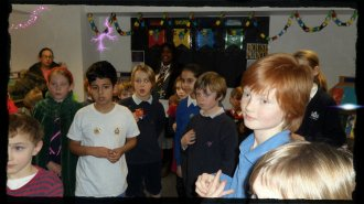 Quiz Time - Harry Potter Book Night at North Kensington Library, February 2015