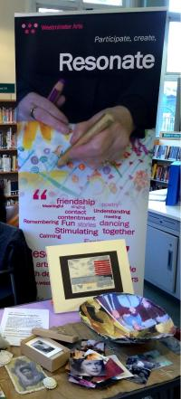 North Kensington launch of Books on Prescription Dementia Collection