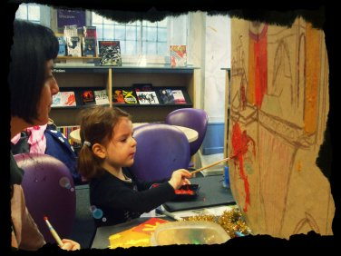 The Billards - Harry Potter Book Night at North Kensington Library, February 2015