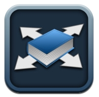 Library Anywhere app logo