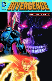 Free Comic Book Day 2015: DC Comics Divergence