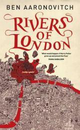 "A City Reads ""Rivers ofLondon"""