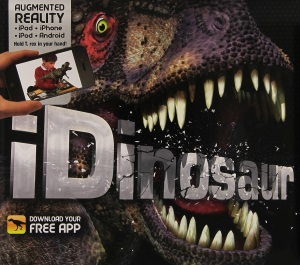 Cover of iDinosaur book