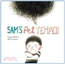 Cover page of children's book, Sam's Pet Temper