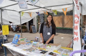 Golborne Festival - staff