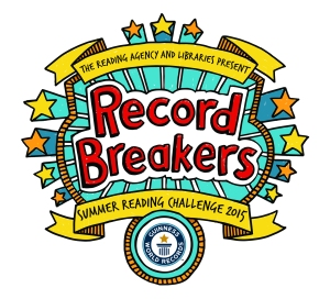 Record Breakers logo