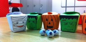 Spooky Fun with Monster Heads and Eyes