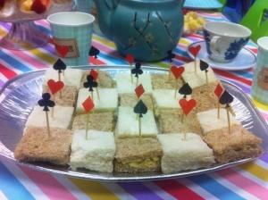 Sandwiches For Tea