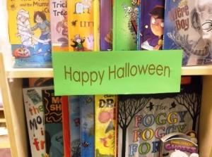 Spooky Books for Children