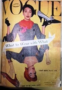 Vogue, October 1957