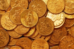 Hackney hoard coins