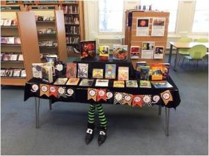 NHG Halloween Display