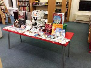 Olaf the Snowman, Book tower