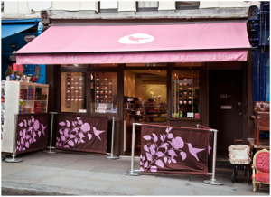 Hummingbird Bakery, Portobello Road