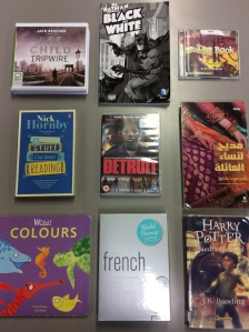 Resources - different formats