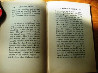 Mabel Dearmer's letters (18)