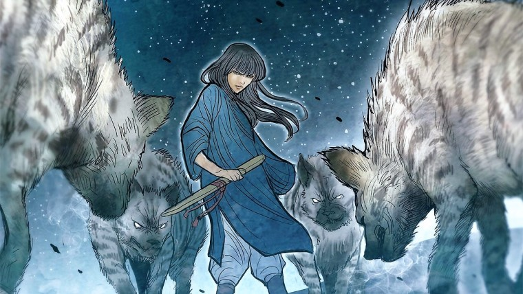 Monstress GN
