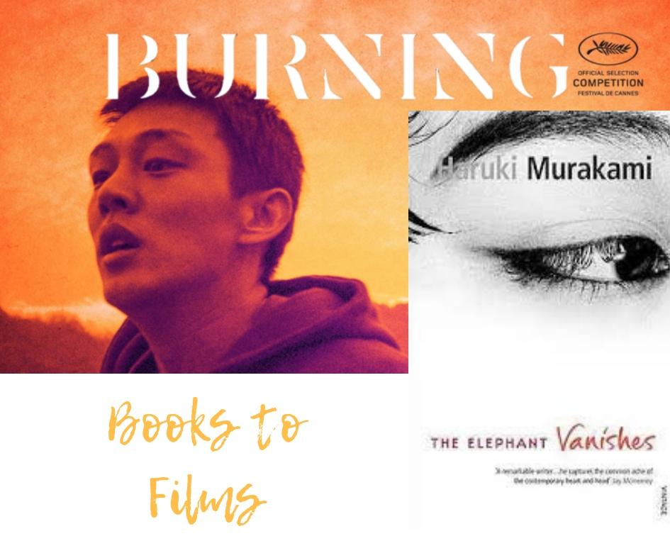 Barn Burning - a short story from The Elephant Vanishes ...