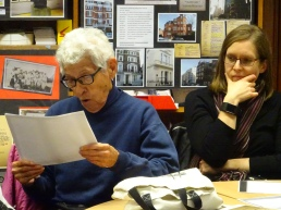 WWI Reading at Chelsea (1)